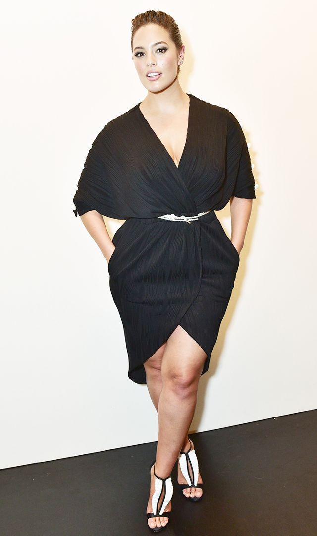 The One Dress That Looks Good on Literally Everyone | Ashley graham outfits, Plus size outfits, Curvy outfits