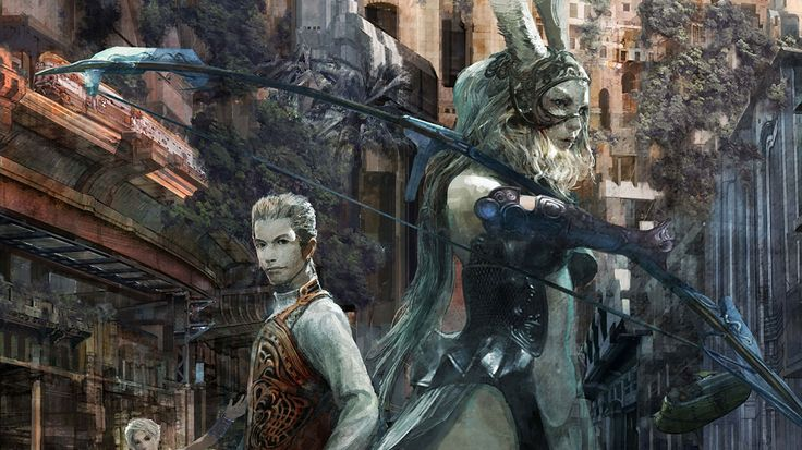 Extended Play: How Final Fantasy XIIs gambit created one of the most distinct RPGs ever #Playstation4 #PS4 #Sony #videogames #playstation #gamer #games #gaming