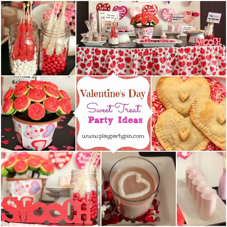 valentines day food ideas for a party - 736×736
