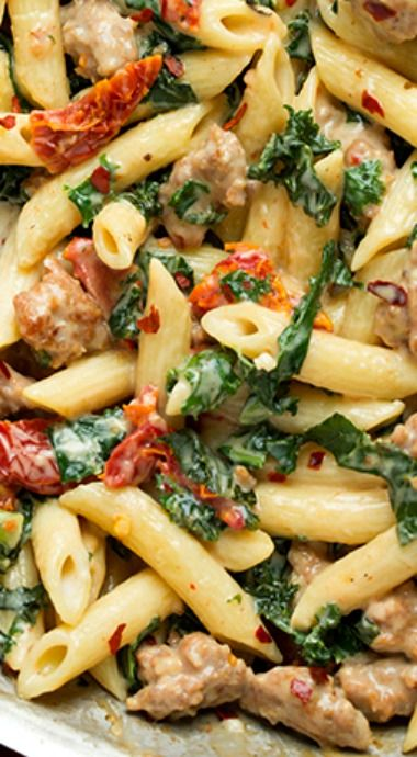 Butterball turkey sausage pasta recipe
