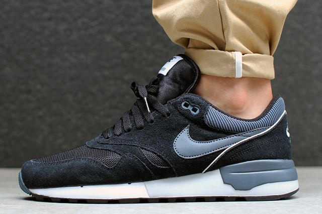 Nike Air Odyssey (Black/Dark Magnet Grey)