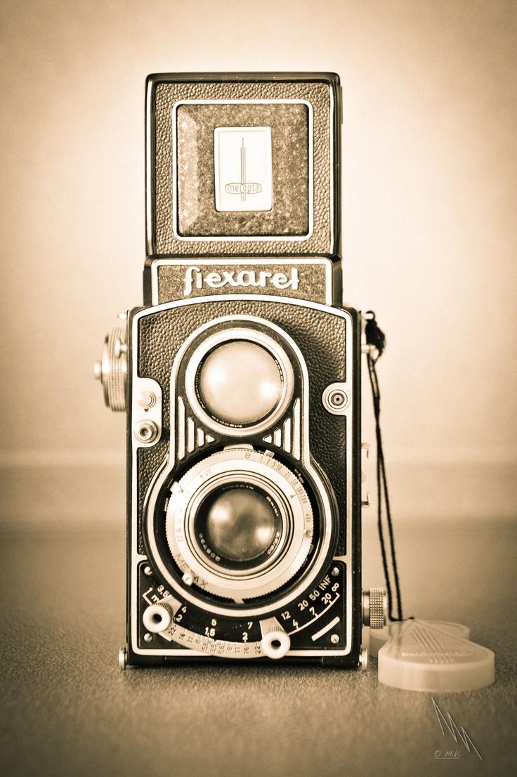 Meopta Flexaret Camera