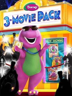 Review and giveaway: Barney & Friends 3-Movie Pack DVD set