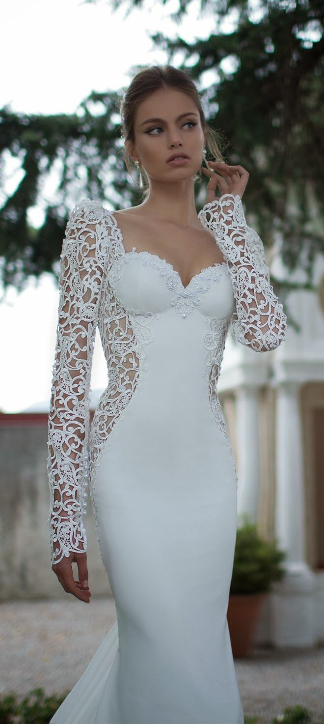 Berta Bridal Winter 2014 Collection #weddingdress #wedding #dress  #gown #weddingdream123