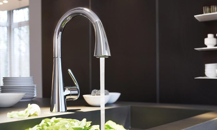 36 best going grohe images on pinterest kitchen faucets kitchen taps and showers. Black Bedroom Furniture Sets. Home Design Ideas