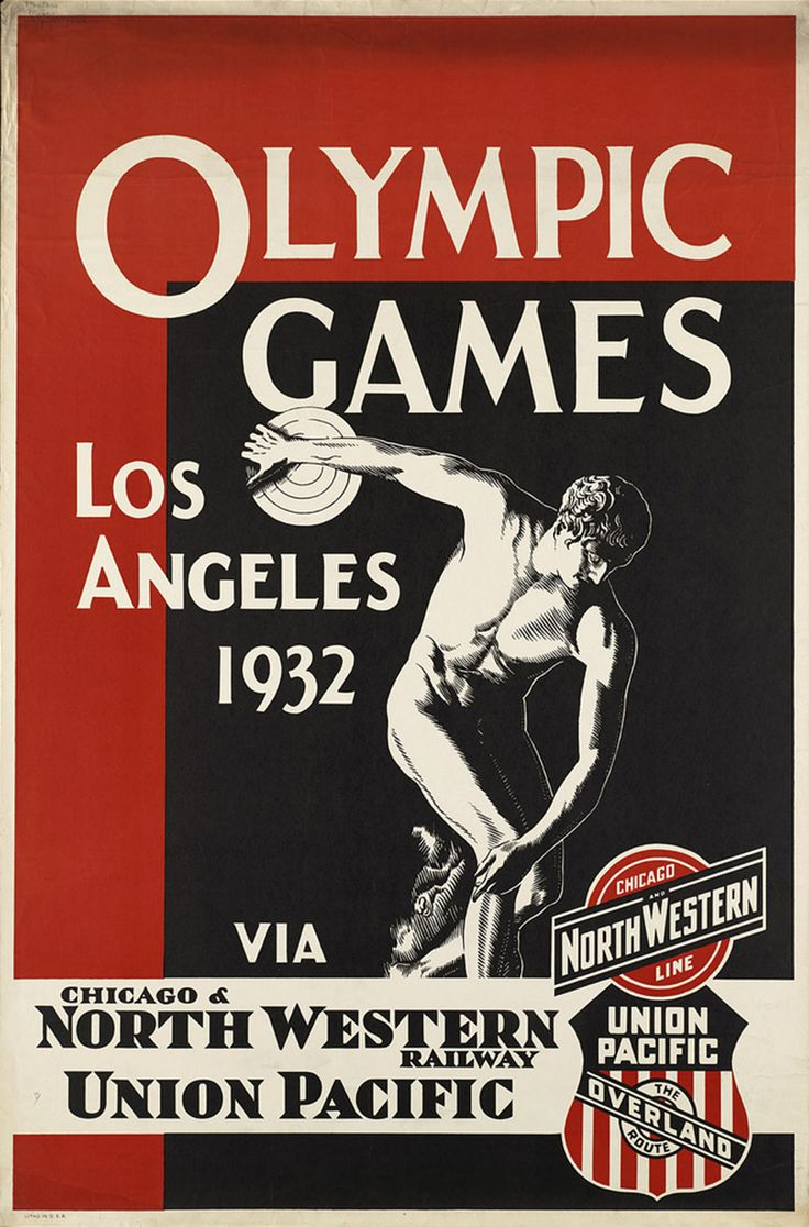 1932-Olympic-Games-Los-Angeles