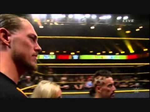 Renee Young interviews Enzo Amore and Colin Cassady (NXT Fallout 11-9-14)