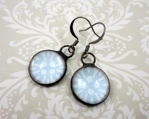 15mm Earrings round - Bijoux Jewellery & Bead Store