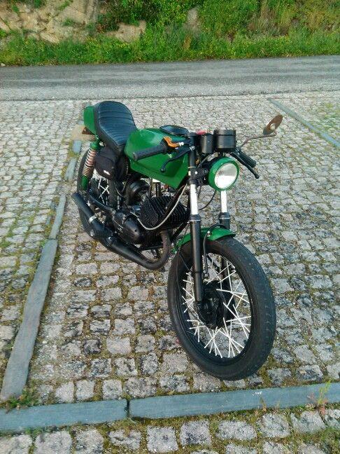 Casal k 602 Café Racer