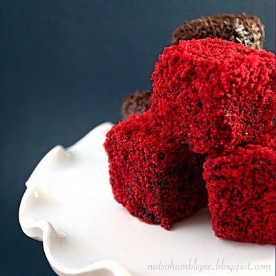 poofy wooly lamingtons