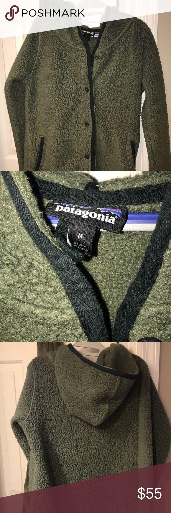 Patagonia synchilla jacket never worn Patagonia Jackets & Coats