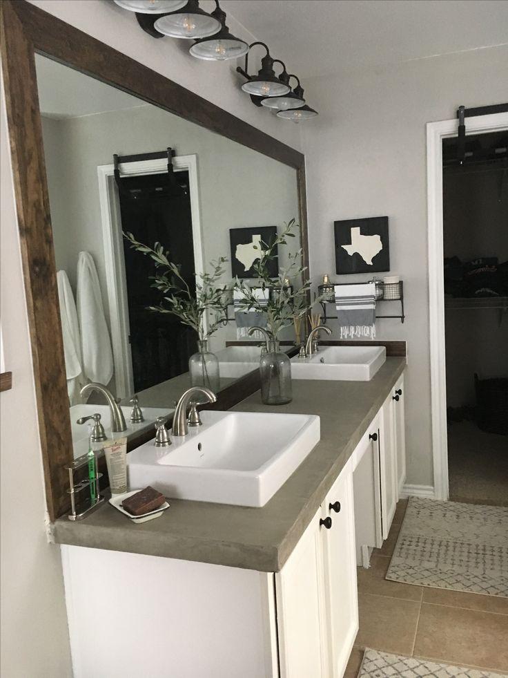 Dream Dream Dream Farmhouse Bathrooms Bathroom Remodeling