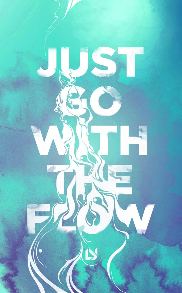 Flow is something that happens once mastery occurs. It's having an equal balance between being challenged and then matching it with ones own abilities. In teaching, it's matching up more difficult material for students with their learning abilities.