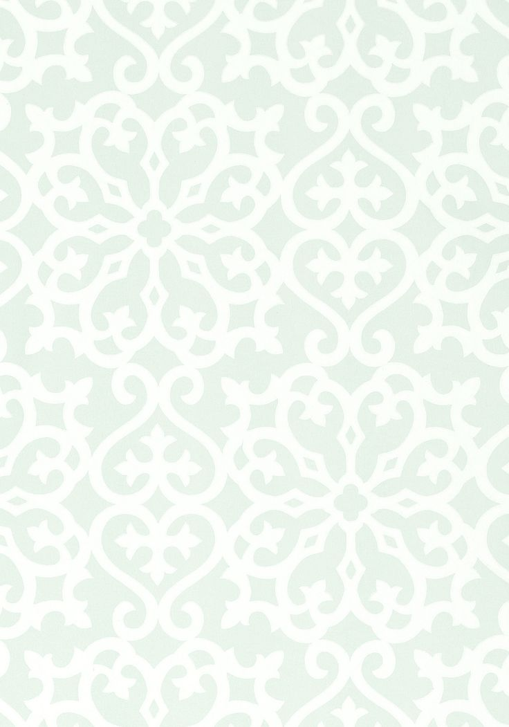 ALLISON, Aqua, T1832, Collection Geometric Resource from Thibaut