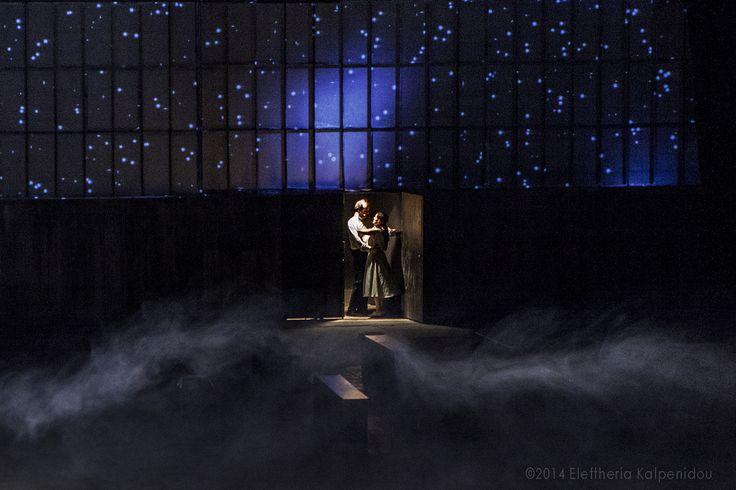 Αβελάρδος και Ελοΐζα Εταιρεία Θεάτρου Sforaris – Γιάννης Καλαβριανός  ΦΕΣΤΙΒΑΛ ΑΘΗΝΩΝ
