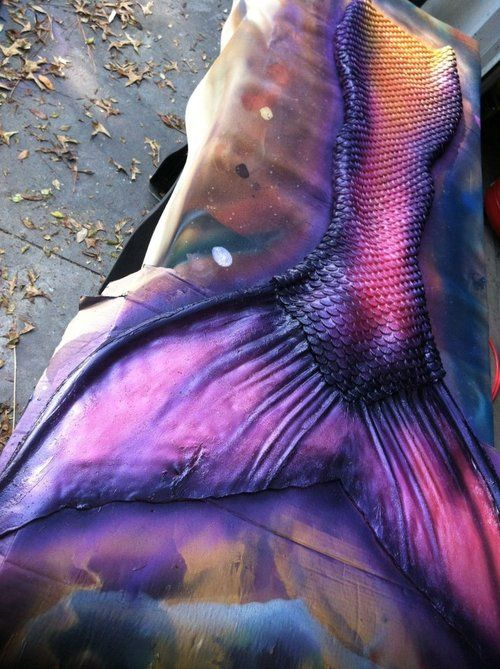 Swimmable Mermaid Tails image search results If I were a Mermaid and could chose my tail, this would be it!