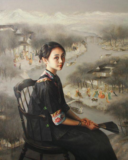 Zhao Kailin (1961- )