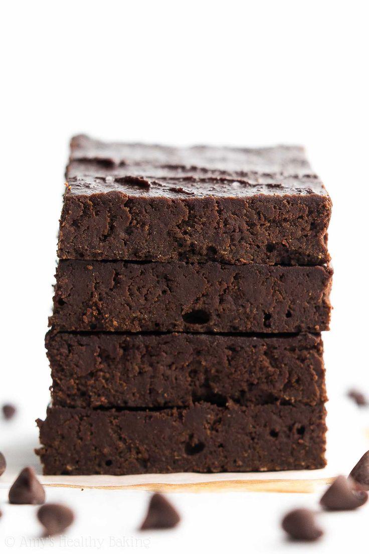 AHB TV: Healthy One-Bowl Fudgy Brownies