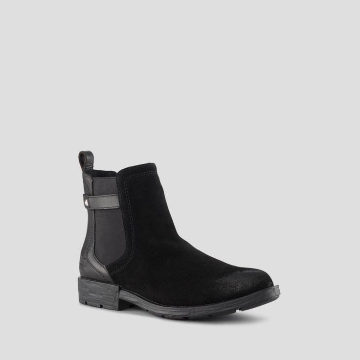Yardley Suede Ankle Boot