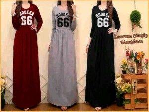 Detail produk untuk Baju muslim maxi dress hooker66 S422 ini,silahkan lihat pada info produk yang ada dibawah ini : Kode produk : S422 Nama produk : maxi dress hooker Bahan : spandex korea U