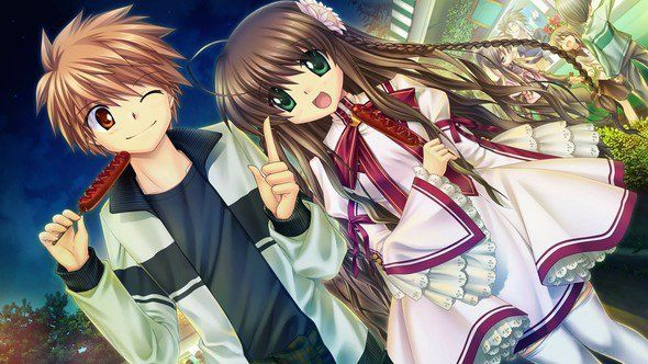 Rewrite+, other Key Visual Novels, Confirmed For English Release - http://techraptor.net/content/rewrite-plus-key-visual-novels-slated-english-release | Gaming, News