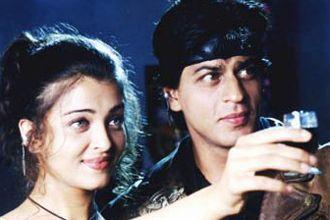 JOSH (2000) - Aishwarya and SRK