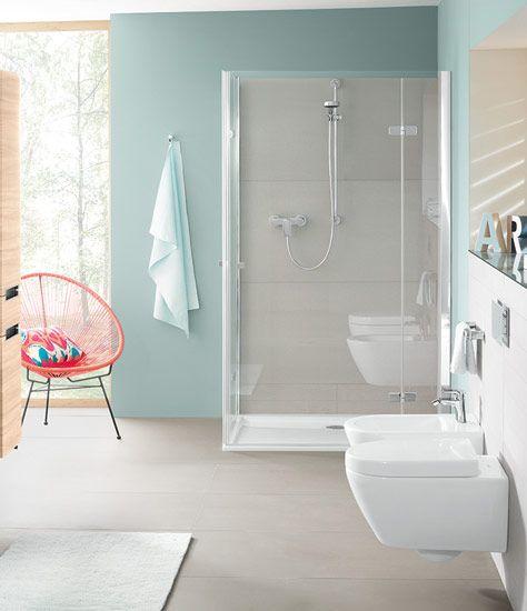 17 Best Ideas About Kleines Bad Mit Dusche On Pinterest | Dusch-wc ... Badezimmer Modern Beige Grau
