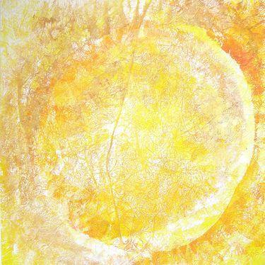 "Saatchi Art Artist Maria Westra; Painting, ""CIRCLE"" #art"