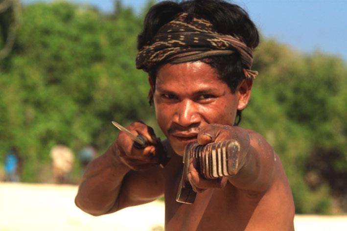 Sumba Warrior, Indonesia