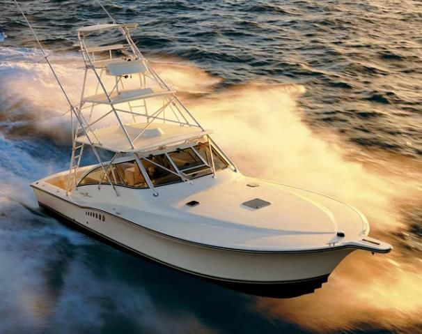 2014 Albemarle 410 Express Fisherman Power Boat For Sale - www.yachtworld.com