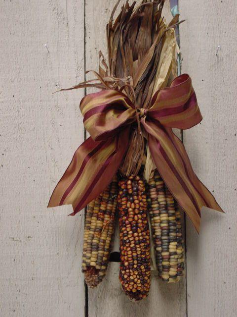 12 Best Indian Corn Decorations Images On Pinterest Diy