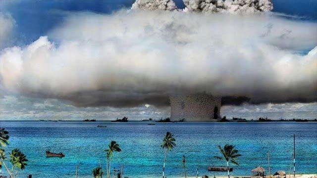 Un portal estadounidense ha explicado cómo sería una posible guerra nuclear entre EE.UU. y Corea del Norte.