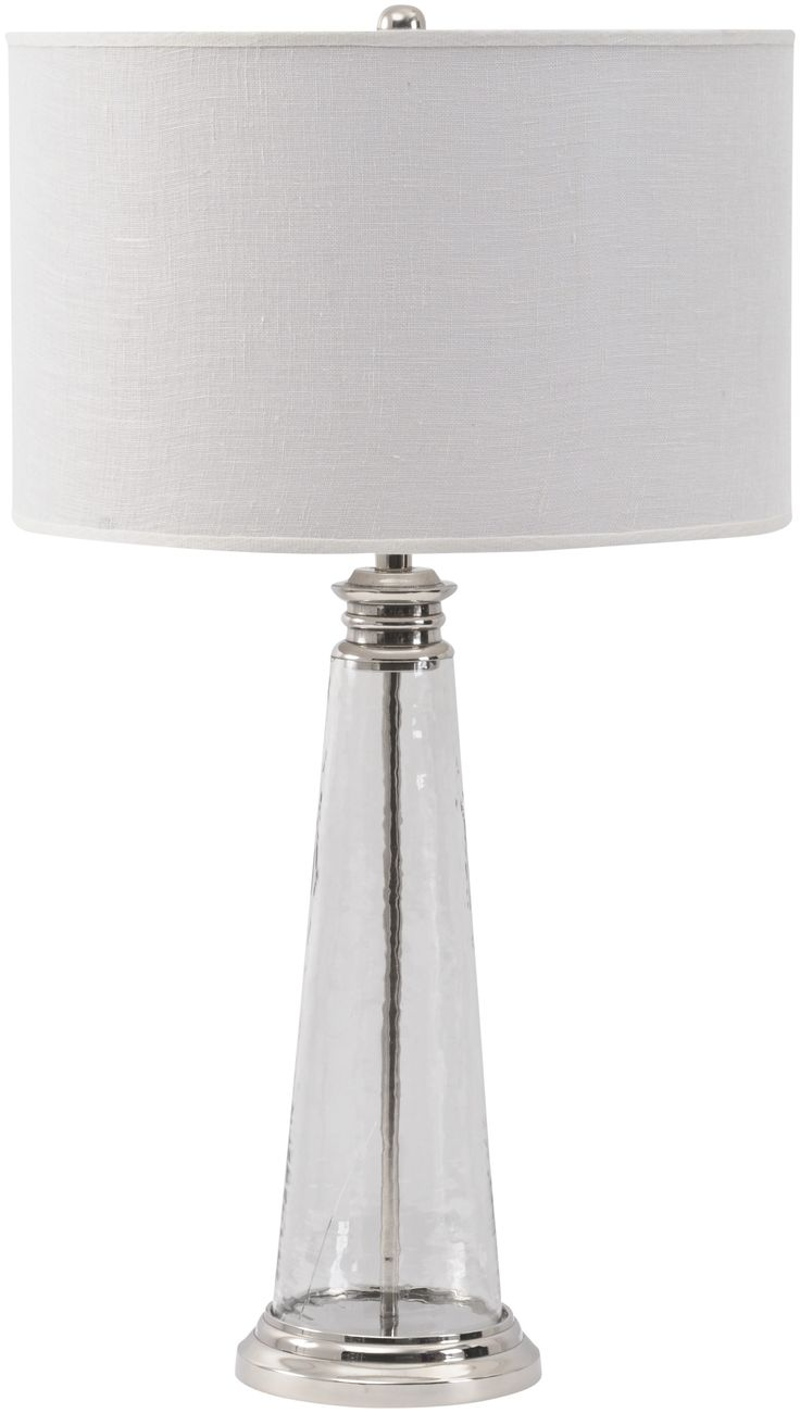 25 best ideas about Clear Glass Table Lamp on Pinterest  Clear