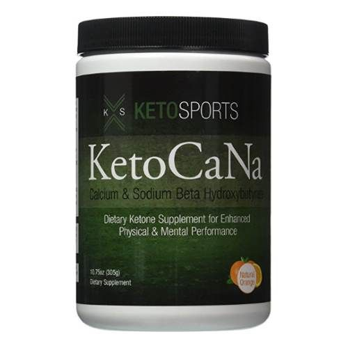 KetoCaNa is a more portable version of the famous KetoForce sports drink. KetoCaNa is a great option for people that want to lose weight while transitioning into a Keto diet.