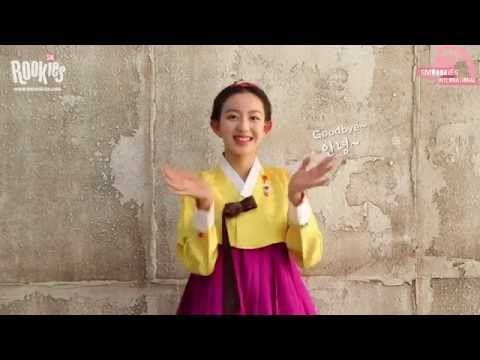 [ENG] 150219 Lami 라미 Lunar New Year Greetings 새해 복 많이 받으세요! - YouTube