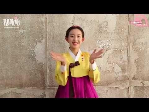 [ENG] 150219 Lami 라미 Lunar New Year Greetings 새해 복 많이 받으세요! - YouTube
