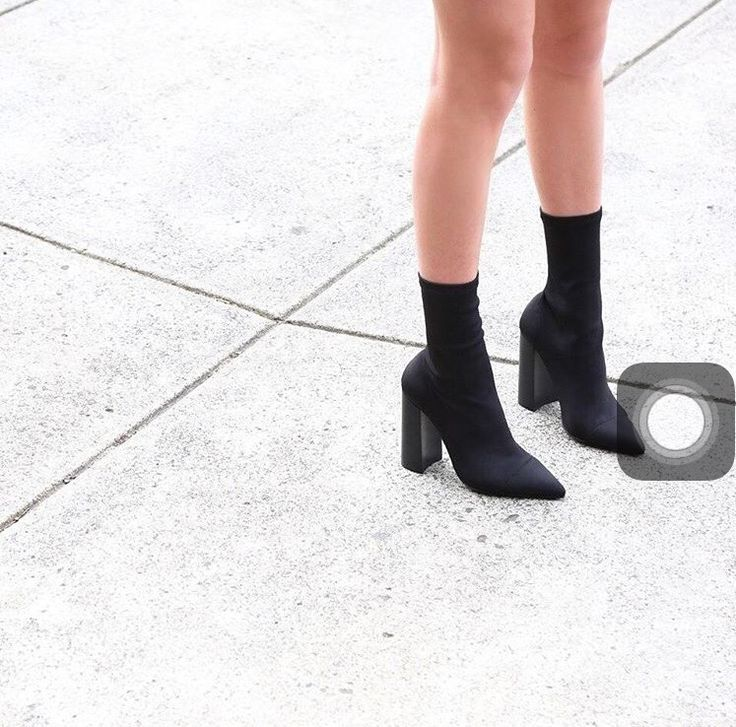 """Tony Bianco / """"Diddy"""" in black » fabulous black ankle boots with pointy toes"""