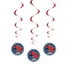 Spiderman party decorations - Spiderman themed birthday party - Spiderman party supplies