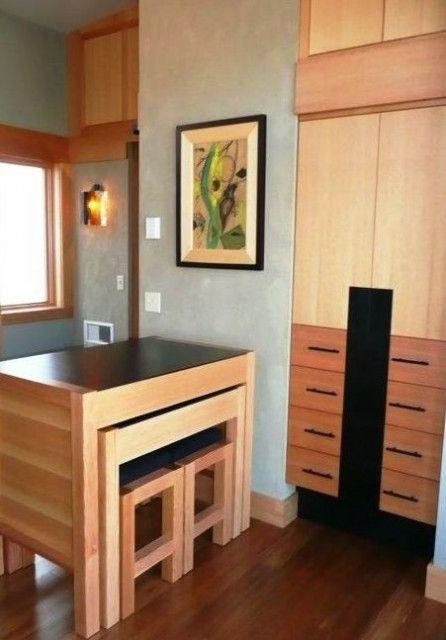 Практичные решения, которые помогут сделать жизнь в маленькой квартире как можно более удобной