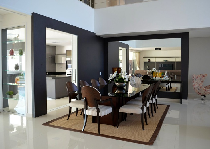 Casa 626 – Sala de Jantar: Dining Room, Dreams, Dining, House Of, Dinner Room, Room