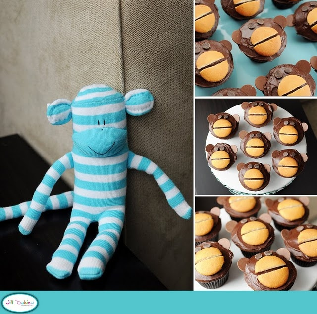 115 best images about Sock Monkey Party on Pinterest ...