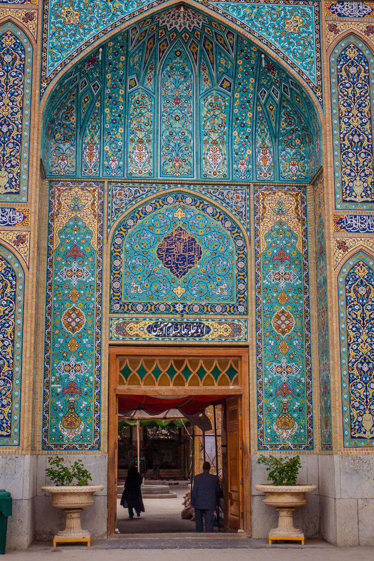 All sizes | Yazd, Imamzadeh Jafar | Flickr - Photo Sharing!