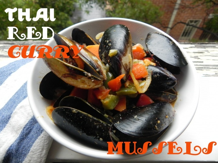Thai Red Curry Mussels Recipes — Dishmaps