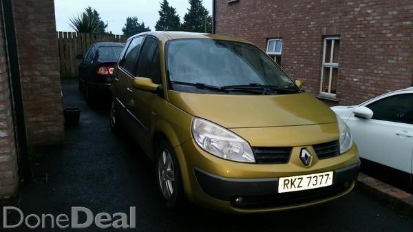 2005 Renault Scenic 1.5 dci
