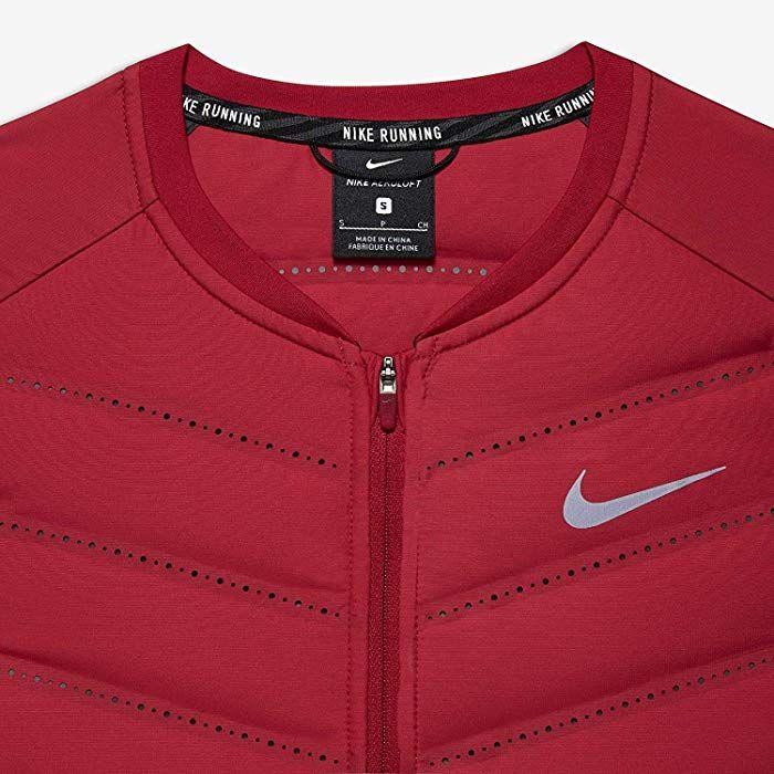 Influencia Miseria Correspondiente  Amazon.com : NIKE DRI-FIT AEROLOFT Vest - Women's (XS, Gym  Red/Anthracite/Reflective Silver) : Sports & Outdoors | Running women,  Running vest, Womens vest