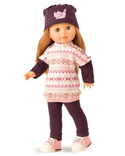 Emma, Soy Tu Doll, Paola Reina America, Multicultural dolls, 100% Made in Spain, Made in Europe, Adorable outfit, a doll for every child