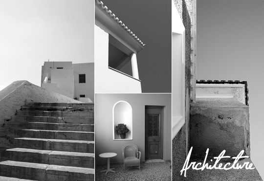 Andros Island Architecture