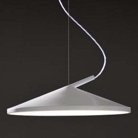 Martinelli Luce CONE - Hanglamp - Wit