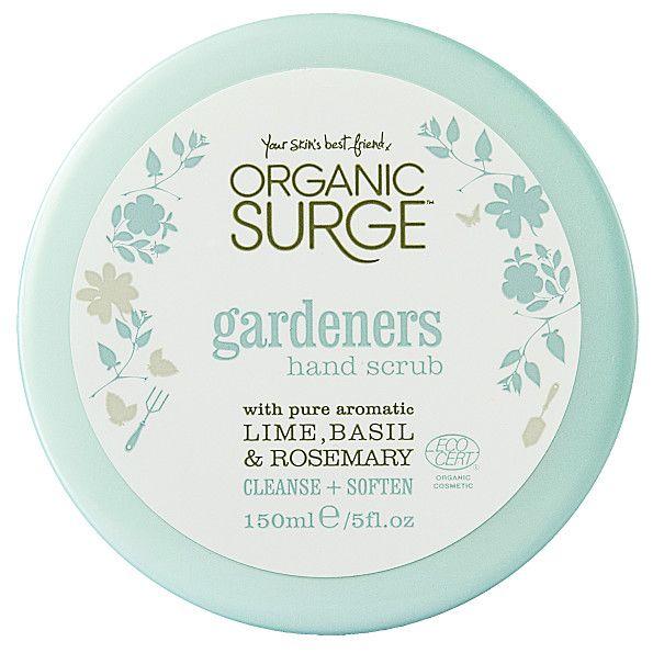 Organic Surge Gardeners Hand Scrub