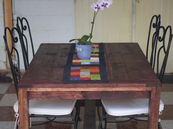 Table Bois de Palette bois,meuble,palette,table,dit